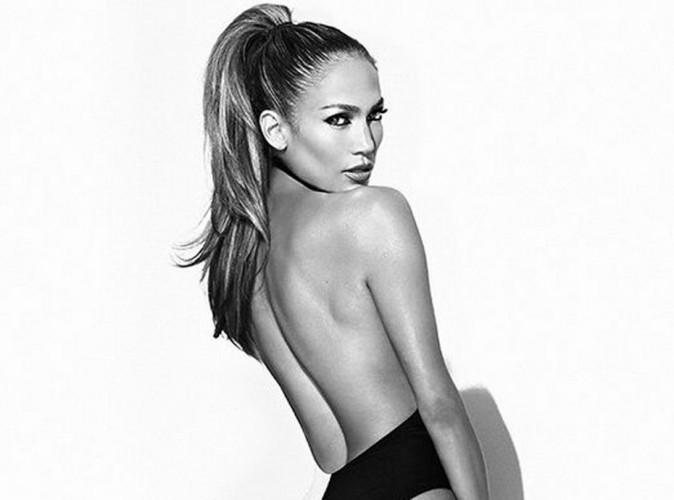 """Jennifer Lopez : elle dévoile la pochette hot de son prochain single """"Booty"""" !"""