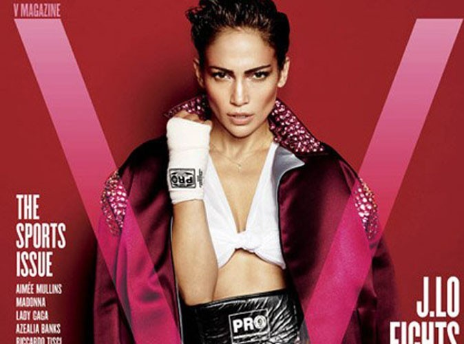 Jennifer Lopez : elle nous fait le remake de Million Dollar Baby !