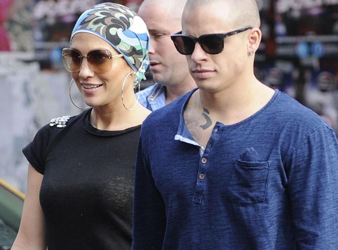 Jennifer Lopez : furieuse des rumeurs d'homosexualité qui courent sur son chéri, Casper Smart !