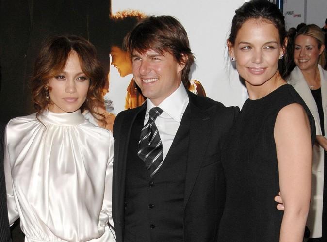 """Jennifer Lopez : """"j'ai été abasourdie par l'annonce du divorce de Katie Holmes et Tom Cruise !"""""""