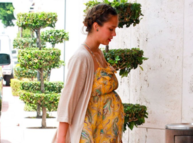 Jessica Alba enceinte de son deuxième enfant !