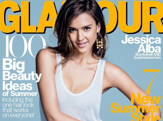 """Jessica Alba : """"Je ne veux pas que mes grands-parents voient mes seins"""" !"""
