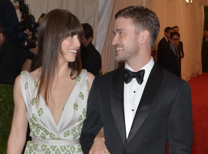 Jessica Biel et Justin Timberlake : encore un passage dans une bijouterie de luxe avant leur mariage !