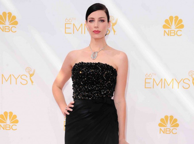 "Jessica Paré : l'actrice de ""Mad Men"" attend son premier enfant !"