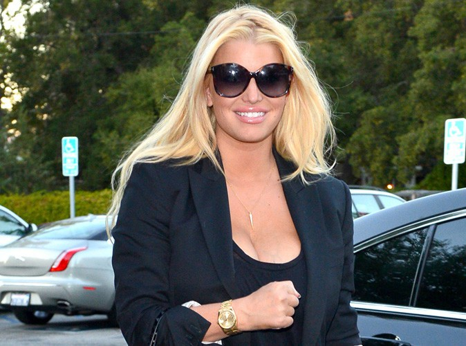 Jessica Simpson : elle reprend son rôle d'ambassadrice Weight Watchers !