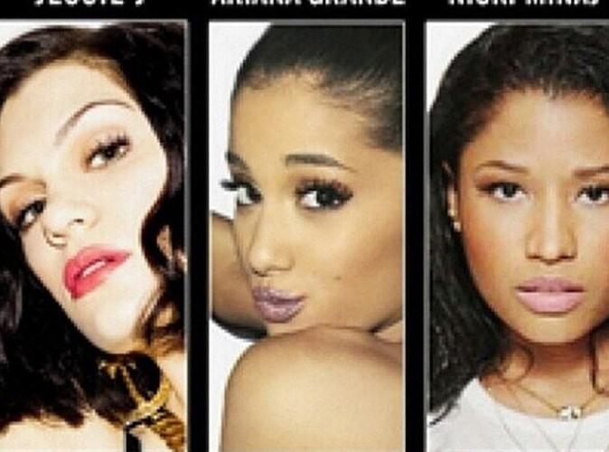 "Jessie J, Ariana Grande et Nicki Minaj : découvrez leur trio explosif, ""Bang Bang"" !"