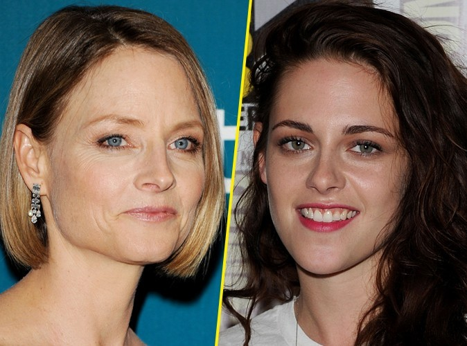Jodie Foster : Kristen Stewart est comme ma fille !