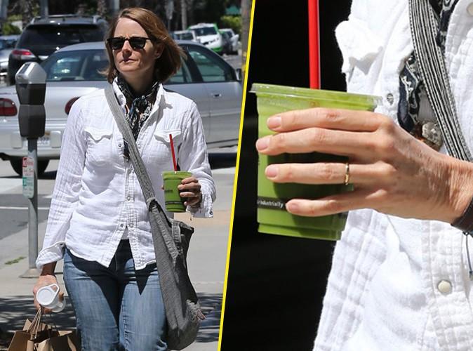 Jodie Foster : première apparition depuis l'annonce de son mariage... Elle dévoile son alliance !