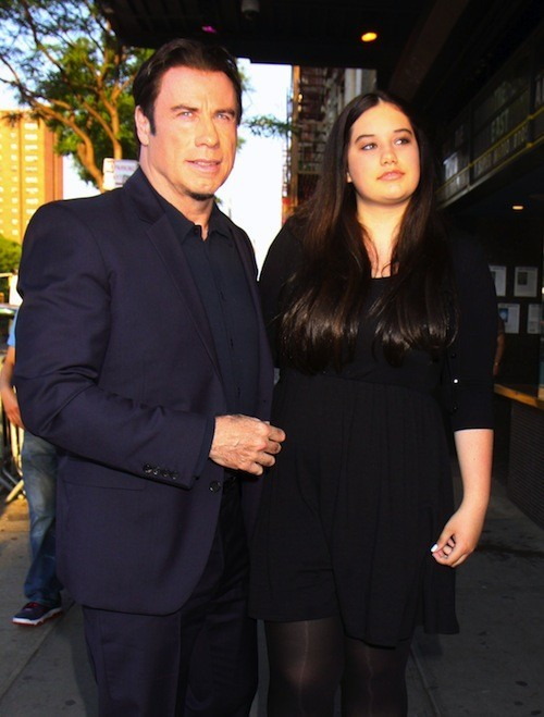 John Travolta : complice avec sa fille Ella Bleu après des années sombres