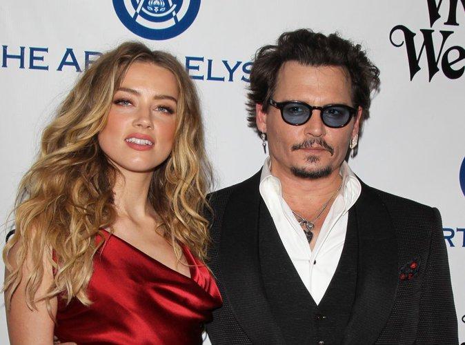 Johnny Depp : en Australie prêt à soutenir sa belle qui risque la prison !
