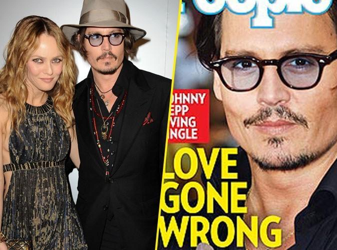 Johnny Depp et Vanessa Paradis : ils vivraient séparément…