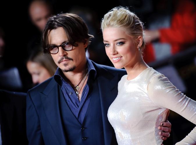 Johnny Depp : il offre 50 000 dollars de bijoux à Amber Heard pour Noël !
