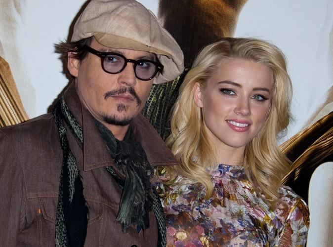 Johnny Depp : il rejoint Amber Heard dans le casting de son prochain film !