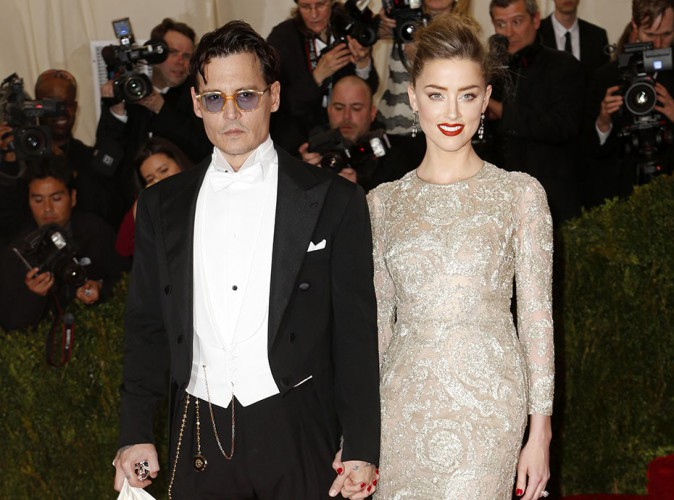 Johnny Depp : surprise, il a épousé Amber Heard !