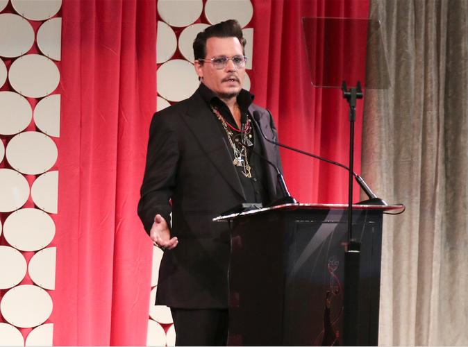 "Johnny Depp tacle encore : ""Donald Trump est un mioche"" !"
