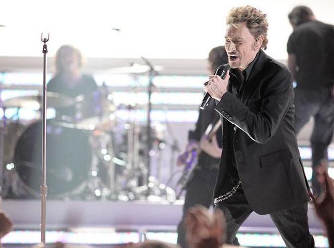 Johnny Hallyday : ce soir, c'est sa soirée, impossible de le louper !