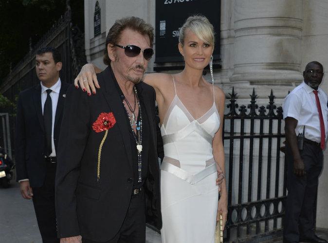 Johnny Hallyday : il chante tout son amour à Laetitia Hallyday lors d'un dîner de Gala !