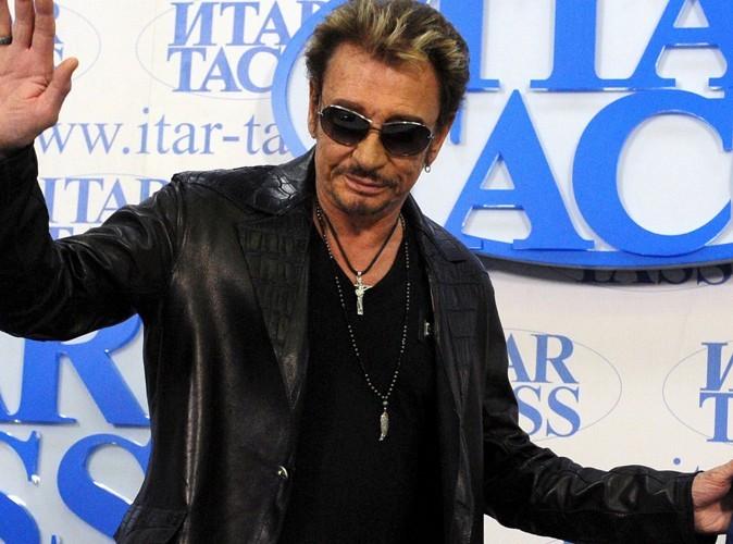 Johnny Hallyday : remis sur pied, il va reprendre l'enregistrement de son nouvel album !