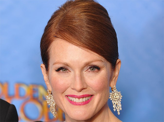 Julianne Moore joue la rebelle dans Hunger Games !