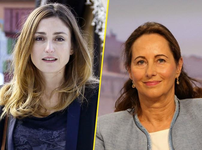 Julie Gayet : elle dément être enceinte, Ségolène Royal nie avoir rendu visite à Valérie Trerweiler !