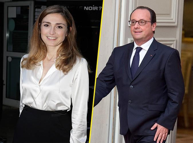 """Julie Gayet : elle mettrait """"la pression"""" à François Hollande pour officialiser leur relation !"""