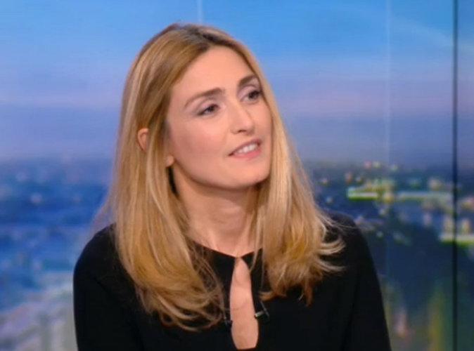 Julie Gayet : gênée au journal de TF1, taclée sur la toile