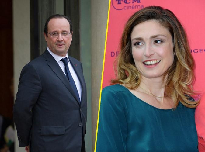 """Julie Gayet : """"très calme et très sûre d'elle"""" face à l'affaire avec François Hollande, selon son ex-mari !"""