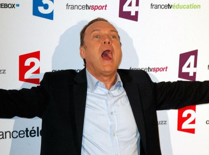 """Julien Lepers annonce son grand retour dans """"La grosse émission"""" !"""