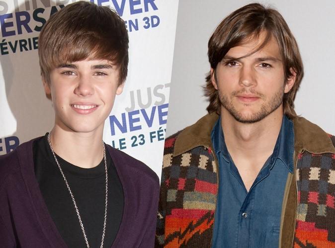 Justin Bieber de retour au cinéma... Avec Ashton Kutcher !