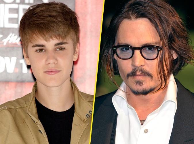 Justin Bieber et Johnny Depp : les big stars sont à Paris!