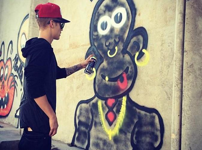 Justin Bieber et ses graffitis : le Brésil le poursuit en justice pour vandalisme !