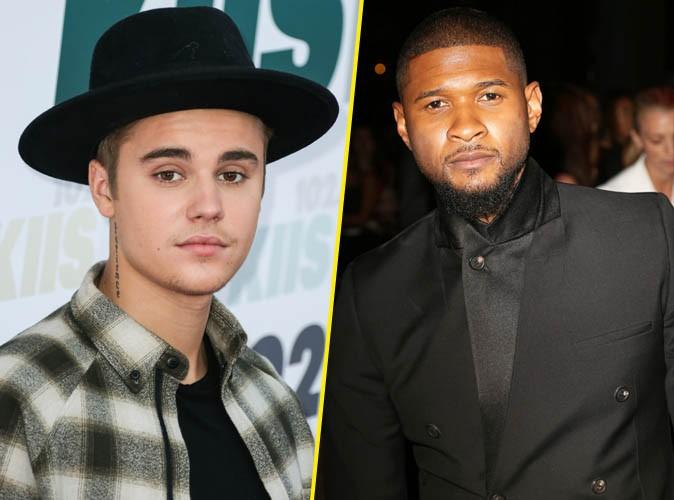 Justin Bieber et Usher : de retour devant la justice !
