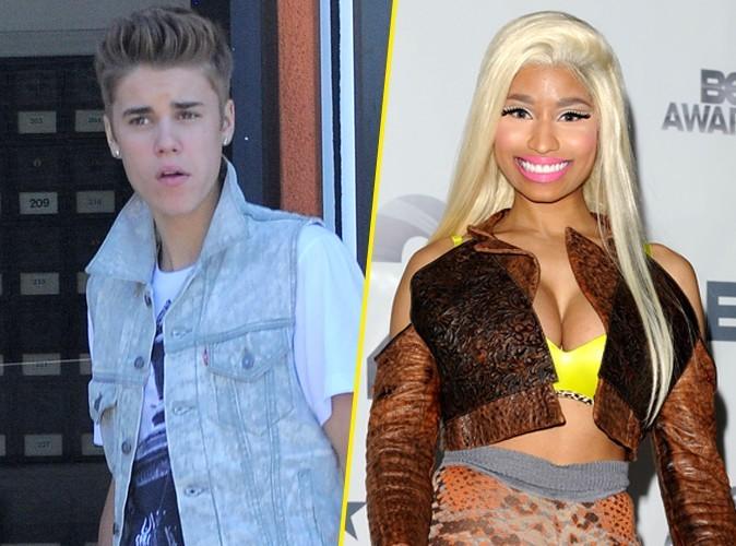 Justin Bieber : fan des fesses de Nicky Minaj !