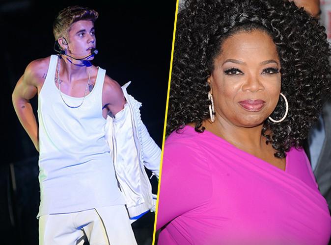 Justin Bieber : Heartbreaker n'était pas dédié à Selena Gomez mais à ... Oprah Winfrey !