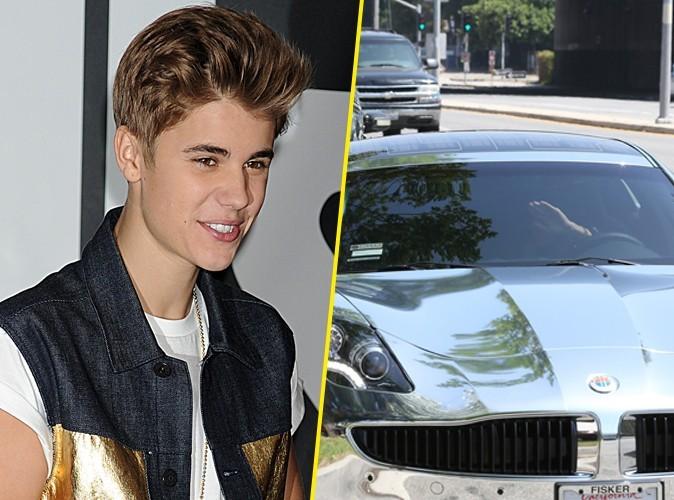 Justin Bieber : il offre sa propre voiture à son pote Sean Kingston !