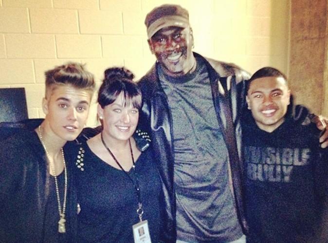 Justin Bieber : sa rencontre avec Michael Jordan !