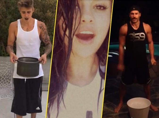 Justin Bieber, Selena Gomez et Joe Manganiello : les stars se mouillent pour la bonne cause ! Découvrez toutes les vidéos...