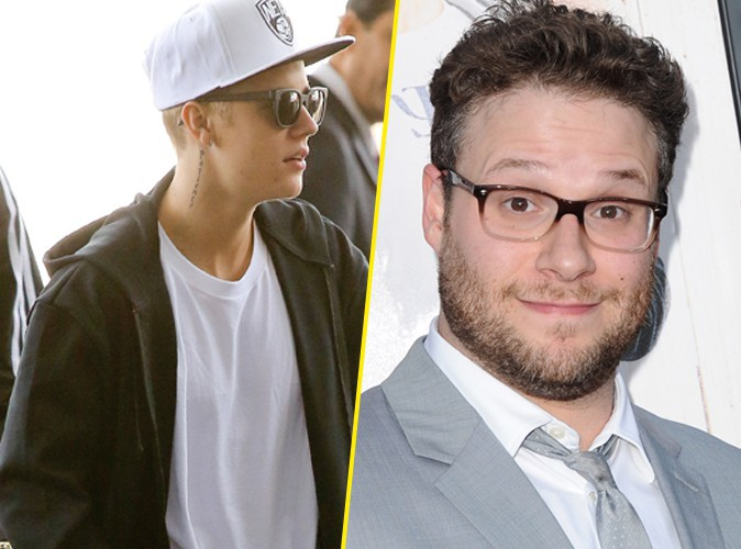 "Justin Bieber : Seth Rogen le qualifie bien volontiers de ""petite merde"" !"