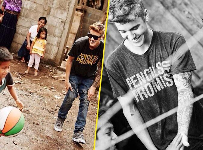 Justin Bieber : solidaire et altruiste, le chanteur se dévoile sous un nouveau jour !