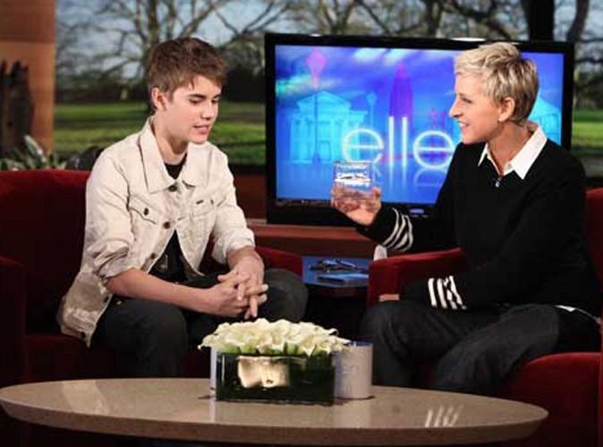Justin Bieber : son surprenant cadeau à Ellen DeGeneres !