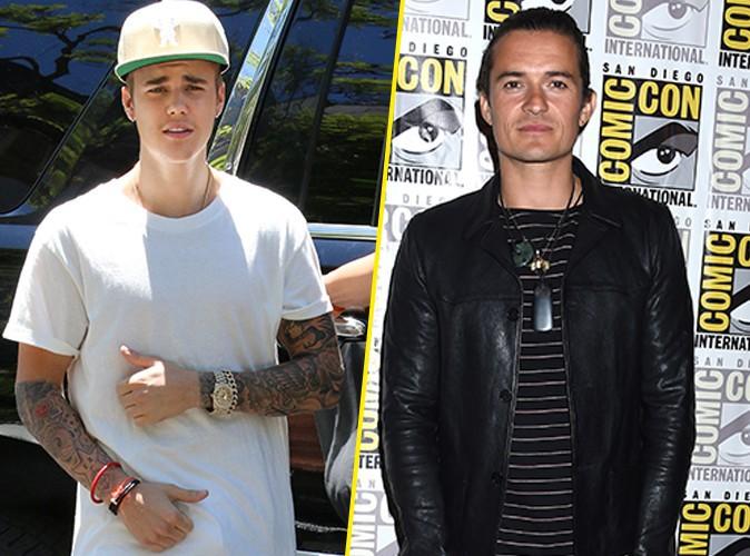 Justin Bieber : une bagarre éclate avec Orlando Bloom à Ibiza… La vidéo de leur altercation dévoilée !
