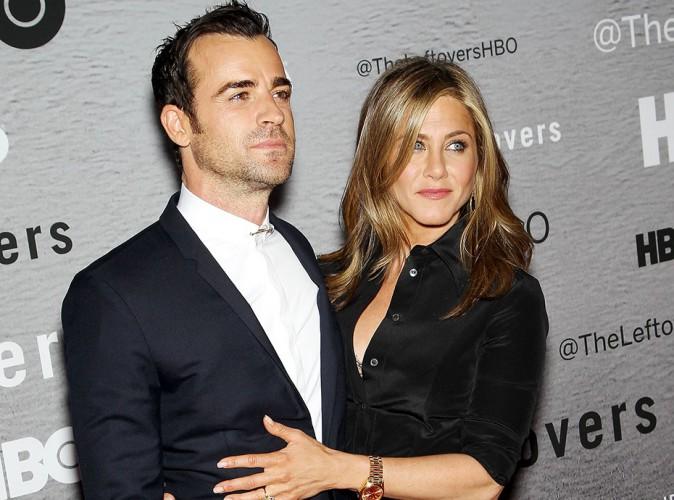 """Justin Theroux : """"Avec Jennifer, notre relation n'a rien de compliqué !"""""""