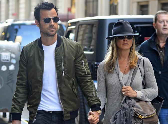 Justin Theroux et Jennifer Aniston : un mariage pr�vu pour le 10 ao�t !