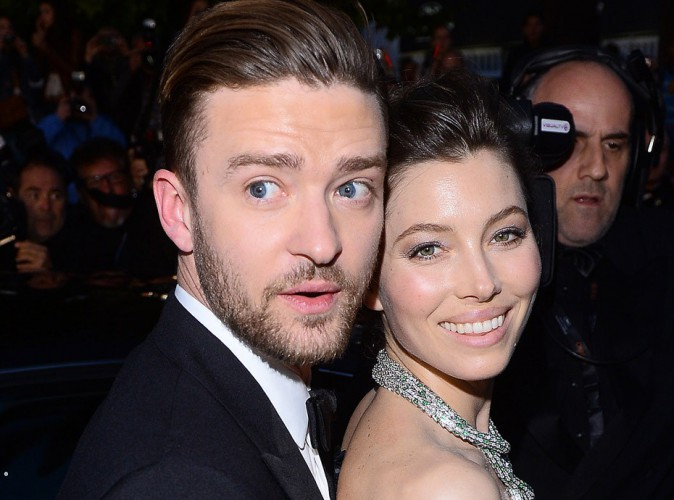 Justin Timberlake et Jessica Biel d�voilent la premi�re photo de leur fils, Silas !