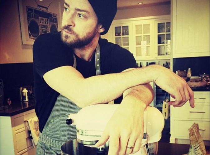 Justin Timberlake : Jessica Biel enceinte, il passe derrière les fourneaux !