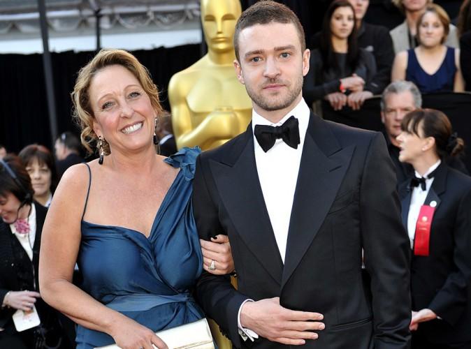 Justin Timberlake : touchant, il t�moigne tout son amour � sa maman !