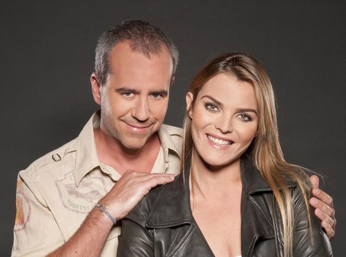 Justine Fraïoli et Bruno Roblès : leur couple se reforme à la matinale d'RFM !