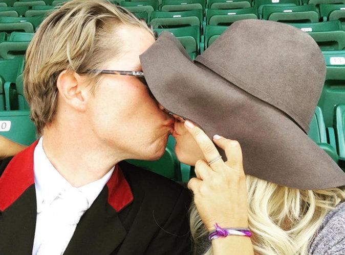 Kaley Cuoco : a peine divorcée, elle embrasse son nouveau chéri !
