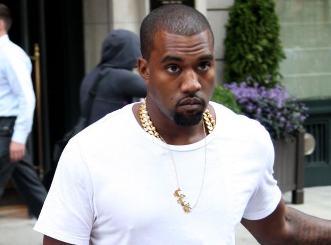 Kanye West : en excès de vitesse à Los Angeles, il se fait stopper par la police !