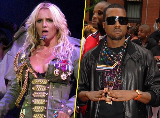 Kanye West et Britney Spears: c'est la guerre!
